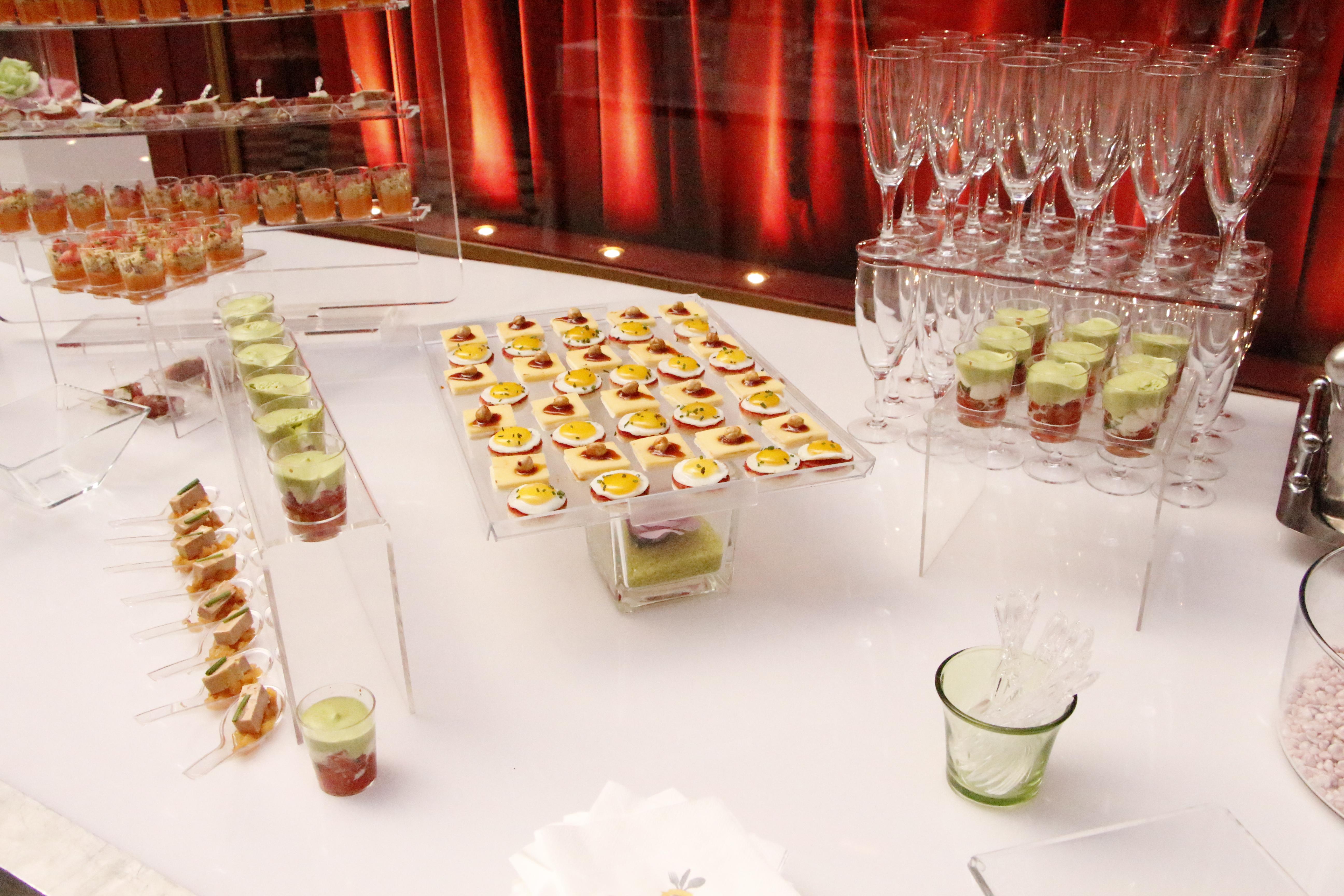 Art De La Table Traiteur Pavillon Gourmet