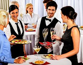 maîtres d'hotels et cuisiniers