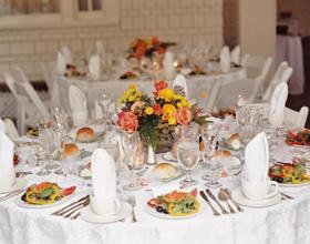 Votre traiteur pour la réception de votre mariage en Val d'Oise